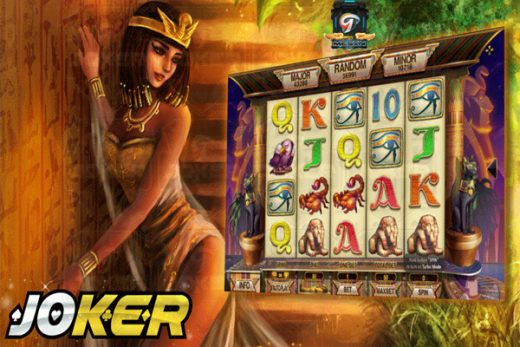 Game Slot Online Egypt Queen Dari Joker Gaming